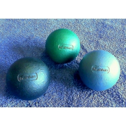 Three stage massage balls